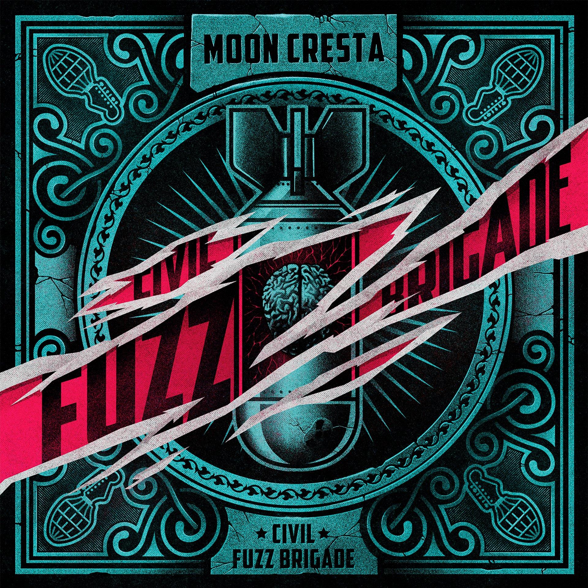 Portada disco Moon Cresta